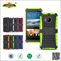 Anti Shock proof phone Case,New Arrival hybrid heavy duty phone case for HTC ONE M9 plus