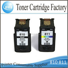 looking for distributors refillable ink cartridge for canon pg-810 cl-811