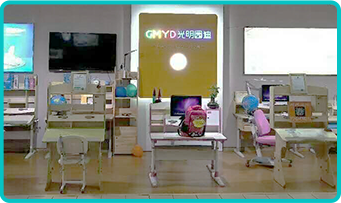 cheap child desk from GMYD factory