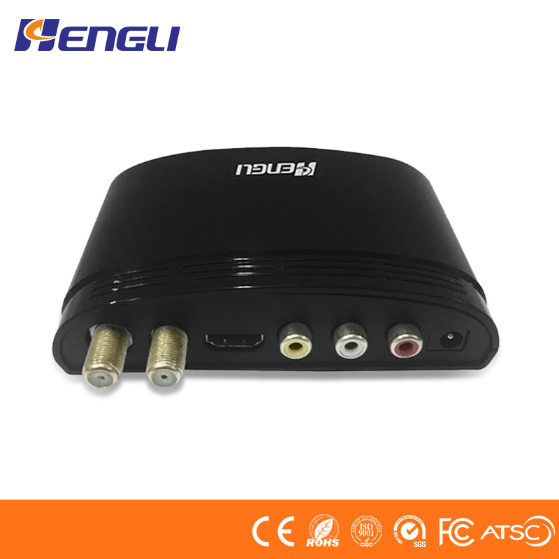 2017 young fashion design 1.3 output usb atsc tv tuner