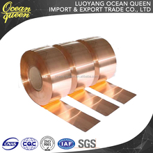Hot sale C1100 T2 99.99% pure rolled copper foil, sheet, coil