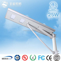 hot new products for 5 years warranty strong power pv 25 w led off road light ,led street light all in one