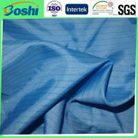 HIgh quality low price C100% anti-static cloth for uniform and garment