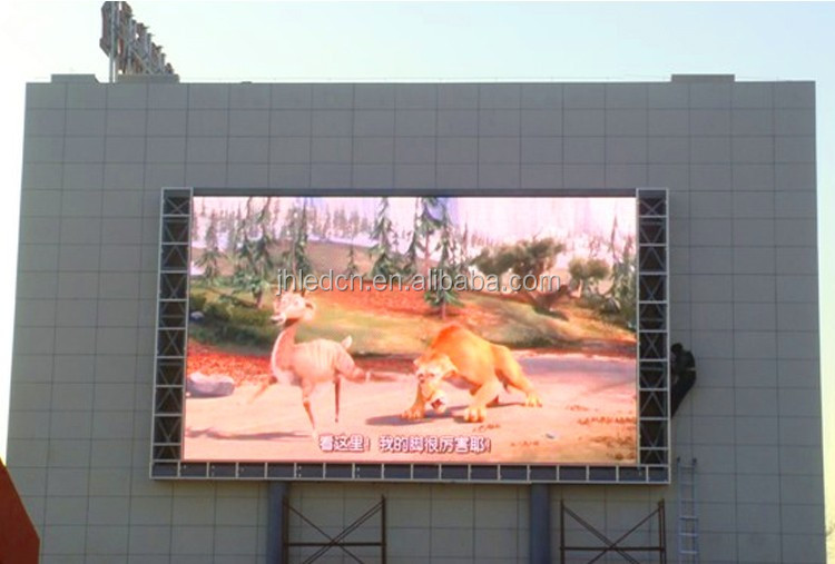 2017 Most Selling Products Led Screen Module P10 alibaba Express Brasil