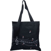 manufacture designer coated polyester tote shopping bag