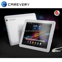 Quad core tablet 9.7 inch with 3G phone call function, best cheap 9.7 inch slim android tablet pc