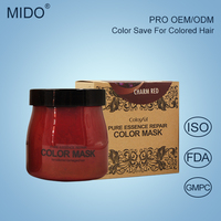 China Hair Color Mask Manufacturer Wholesale Hair Color Mask/Hair Color Treatment With Low Price