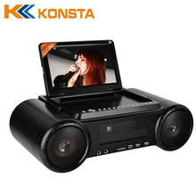 best quality 9 inch portable DVD karaoke player