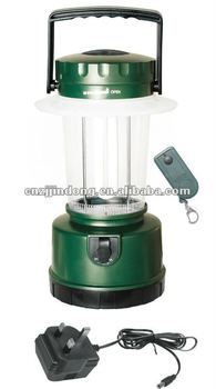 Brightness approval Remote 9W Rechargeable Camping Lantern