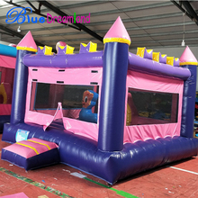 low price Square Outdoor air bouncy castle inflatable for kids play