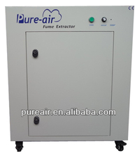 China Dust Collector Suit For Desktop Laser Machine With CE