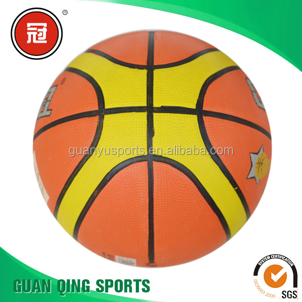 Orange Color Basketball Balls for Promotion Cheap Price for Wholesale