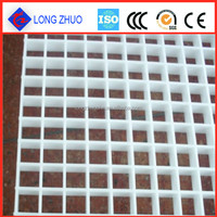Air Conditioning Linear Grilles Diffusers, Plastic Grilles, Eggcrate Air Grilles