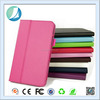 New Products for 2016 Folio Foldable Stand Tablet Case For Dell 8.0