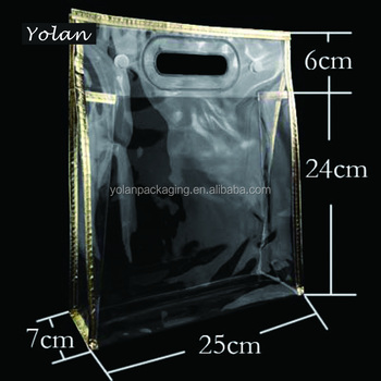 T-SHIRT PLASTIC BAG, PVC GARBAGE BAG