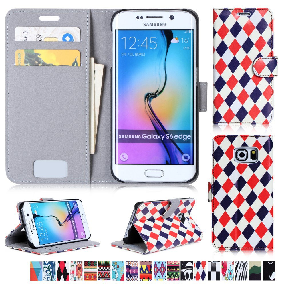 Protective case Cell case for Samsung Galaxy S6 Edge