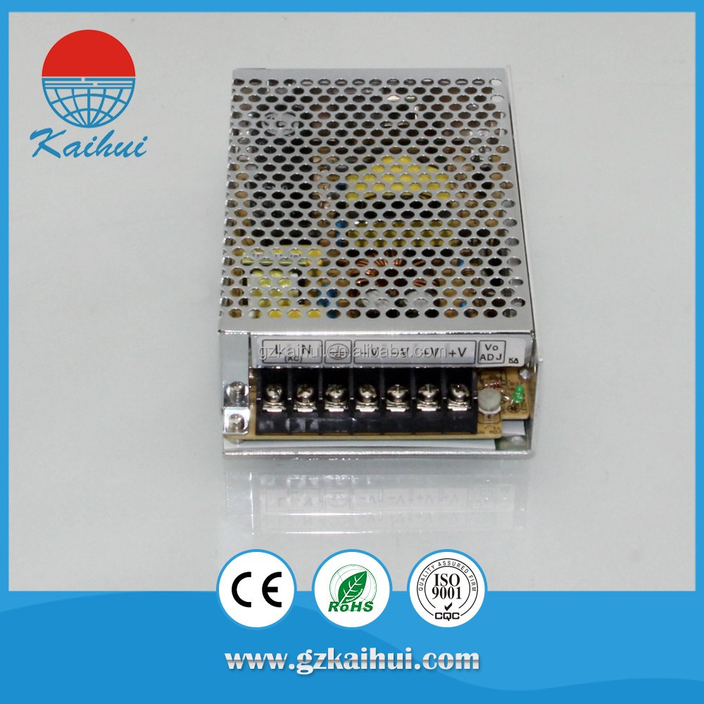 CE 5v 12v 15v 24v 36v 48v Single Output cctv dc Power supply 150w Led Driver from KaiHui factory