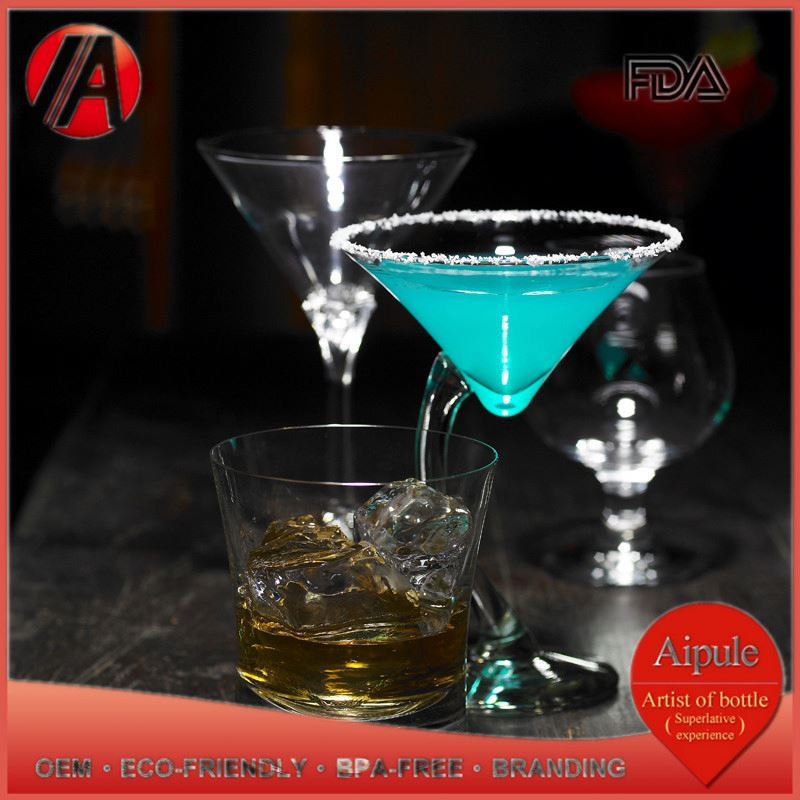 High Quality Good Price martini glasses/wine glass for sale