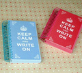 Promotional Wire-o Binding Paper Notebook /Custom Diary Notebook
