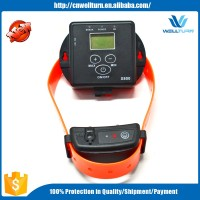 Remote Vibration Static Shock Hunting Dog Training Collar Dog Fence system