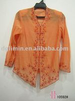 2013 New Fashion Baju Kurung Embroidery Kebaya Kurta