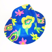 OEM Wholesale suppliers carnival hat custume christmas crazy plastic football fans hat