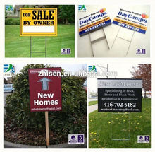 China security yard signs manufacturer,supplier
