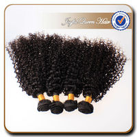 hot selling 5a grade cheap jerry curl peruvian remy hair bundles