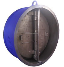 A216 WCB Dual Plate Wafer Check Valve