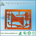 GOLD supplier PEAK pcb technology company 4 inch tft screen made in China pcb manufacturer