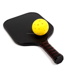 Twill Carbon Fiber Pickleball Paddle with Nomex Honeycomb Core