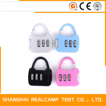 Fashion Combination Padlock Best Design Luggage Security Travel Lock