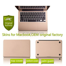 "Laptop Body Skin Cover Protector for MacBook 11"" 12"" 13""15""17"""
