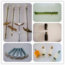 Construction formwork Form Tie Fasteners from China Suppliers/Plastic B Cone with Washer and B Form Tie