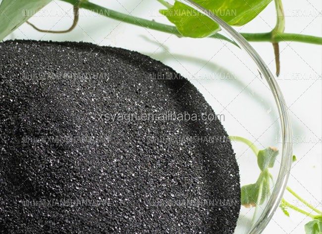 BV certified Potassium Fulvate Shiny Flake with Fulvic Acid Fertilizers