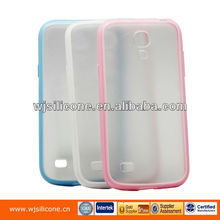 Snap On Case for Samsung S4 Mini PC+TPU Co-Molded
