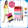 Super cute kids carry on luggage brand trolley luggage