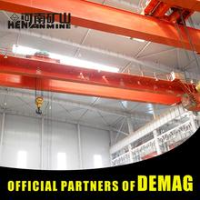 Construction Equipment 50 Ton Double Girder Bridge Crane Supplier For Sale 30T