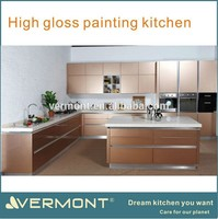 kitchen cabinet with luxury components