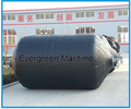 China unique manufacture High-performance Rubber Foam Fender( Rubber sheet coating foam filled fender)