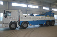 rotator wrecker towing truck/new wrecker truck for sale