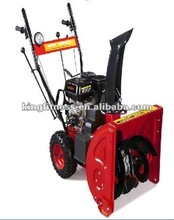 hot sale industrial snow blower,track engine snow sweeper,snow thrower ,KF065B 6.5HP