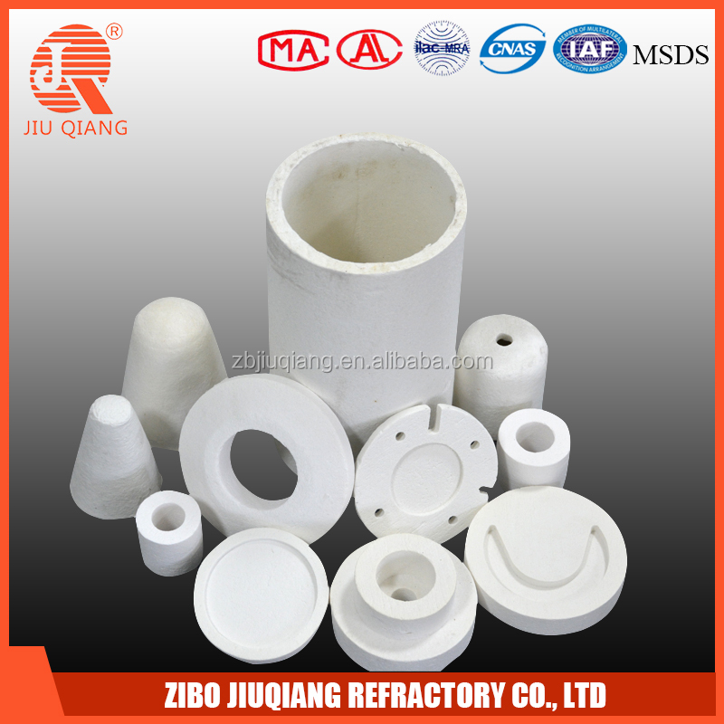 kiln for burning bricks fire-resistant ceramic fiber special shaped products
