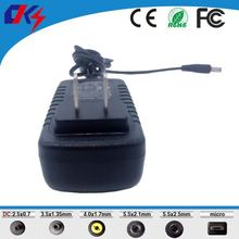 china factory 12V 2A ac dc adapter power adapter for led light, cctv camera,printer