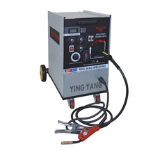 Full digital MIG MAG CO2 welding machine with wire feeder outside price