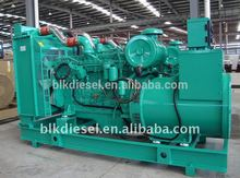 diesel engine 1000kva generator for cummins constraction marine bus application
