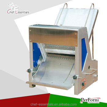 CG-39 Electric Bread Slicer bakery bread commercial used professional hamburger slicer