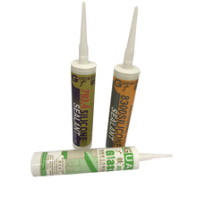No corrosion environment friendly weatherproof neutral silicone sealant