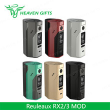 Replaceable Back cover WISMEC Reuleaux RX2/3 150W 200W variable wattage box mod