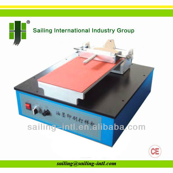 SYDJ Automatic Lox Proofer Water-based Ink printing Proofer prining ink proofer